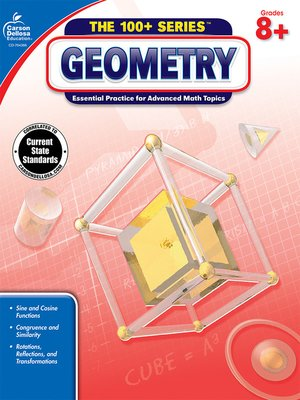 cover image of Geometry, Grades 7 - 9