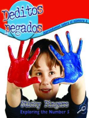 cover image of Deditos pegajosos