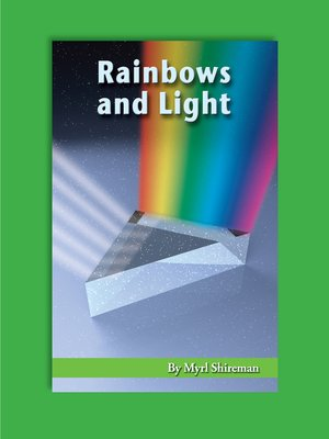 cover image of Rainbows and Light