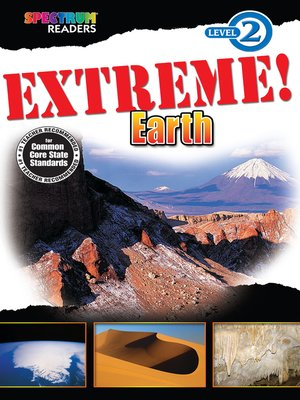 cover image of Extreme! Earth