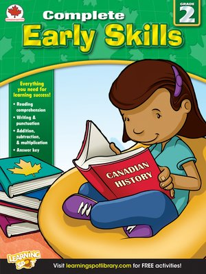 cover image of Early Skills, Grade 2