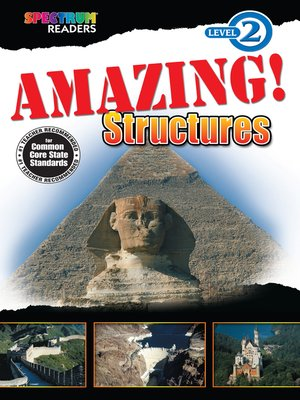 cover image of Amazing! Structures