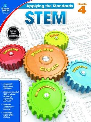 cover image of STEM, Grade 4