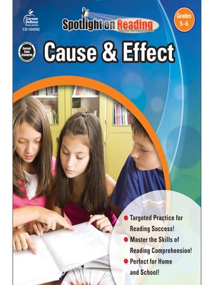 cover image of Cause & Effect, Grades 5 - 6