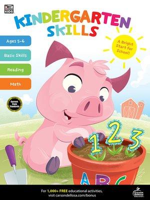 cover image of Kindergarten Skills