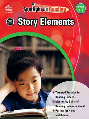 cover image of Story Elements, Grades 1 - 2