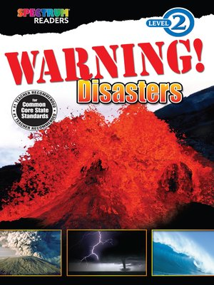 cover image of Warning! Disasters