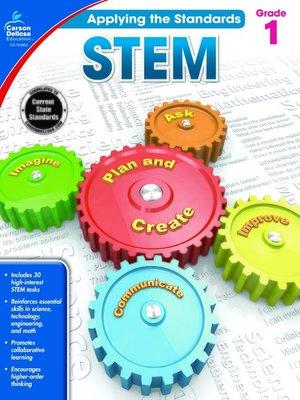cover image of STEM, Grade 1