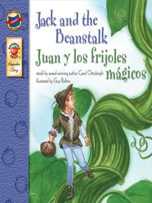 cover image of Jack and the Beanstalk, Grades PK - 3