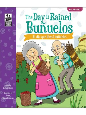 cover image of The Keepsake Stories Day It Rained Bunuelos