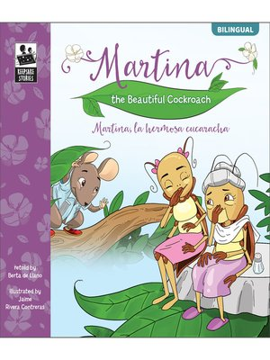 cover image of Keepsake Stories Martina the Beautiful Cockroach