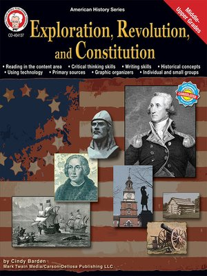 cover image of Exploration, Revolution, and Constitution