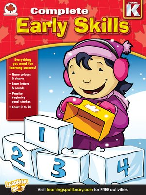 cover image of Early Skills, Grade K