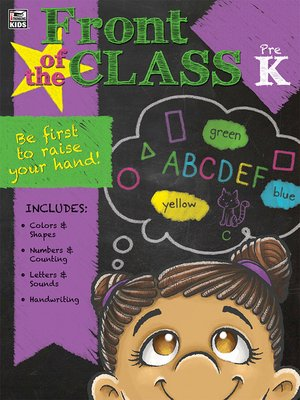 cover image of Front of the Class, Grade PK