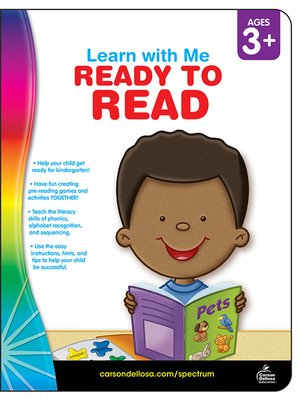 cover image of Ready to Read, Grades Preschool - K