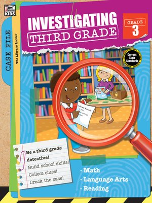 cover image of Investigating Third Grade