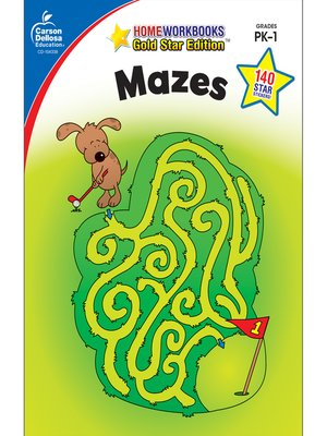 cover image of Mazes, Grades PK--1