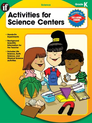 cover image of Activities for Science Centers, Grade K