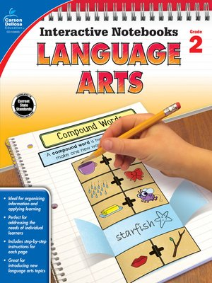 cover image of Language Arts, Grade 2