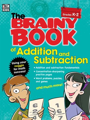 cover image of Brainy Book of Addition and Subtraction