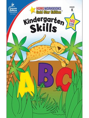 cover image of Kindergarten Skills