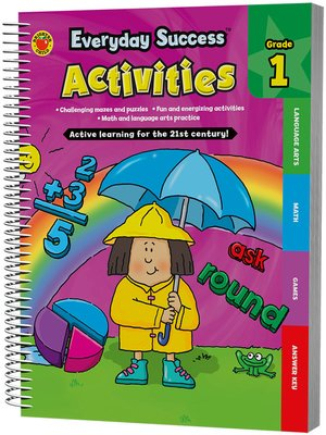 cover image of Everyday Success™ Activities First Grade