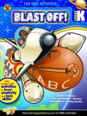 cover image of Blast Off!, Grade K