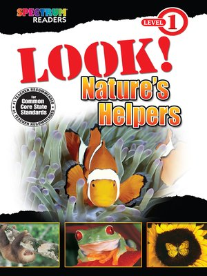 cover image of Look! Nature's Helpers