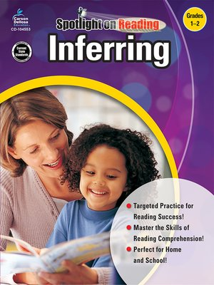 cover image of Inferring, Grades 1 - 2