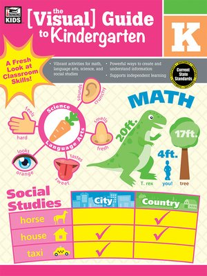 cover image of The Visual Guide to Kindergarten