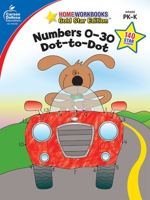 cover image of Numbers 0-30