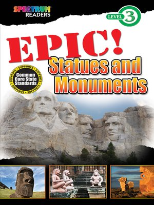cover image of EPIC! Statues and Monuments