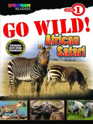 cover image of GO WILD! African Safari