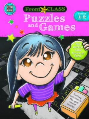 cover image of Puzzles and Games, Grades 1--2