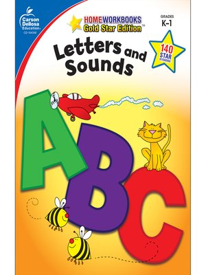 cover image of Letters and Sounds, Grades K--1