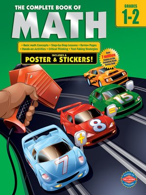 cover image of The Complete Book of Math, Grades 1--2