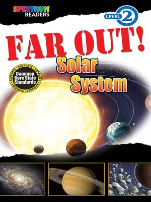 cover image of FAR OUT! Solar System