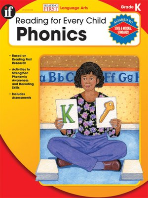 cover image of Phonics, Grade K
