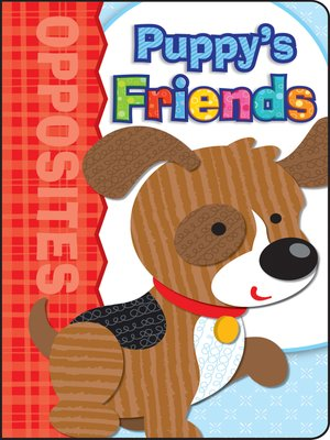 cover image of Puppy's Friends, Grades Infant - Preschool