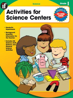 cover image of Activities for Science Centers, Grade 1