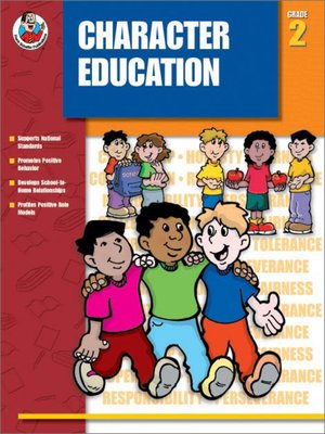 cover image of Character Education, Grade 2