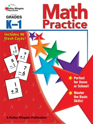 cover image of Math Practice, Grades K - 1