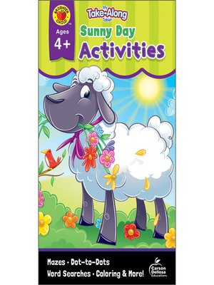 cover image of My Take-Along Tablet Sunny Day Activities, Ages 4--5