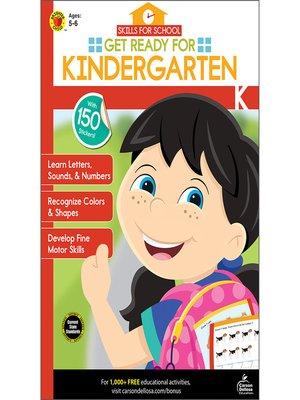cover image of Skills for School Get Ready for Kindergarten, Grade K