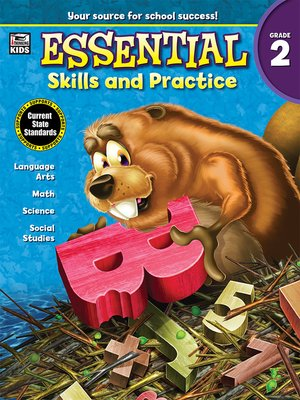 cover image of Essential Skills and Practice, Grade 2