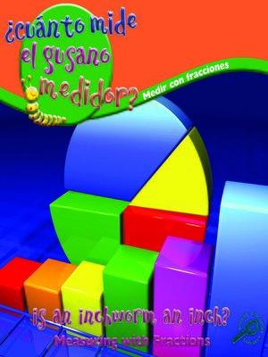 cover image of ¿Cuánto mide el gusano medidor?