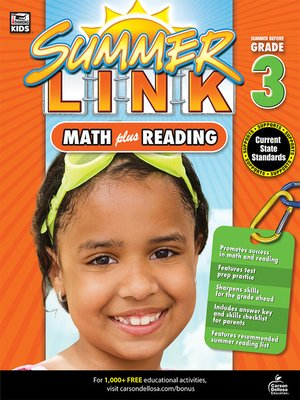 cover image of Math Plus Reading Workbook