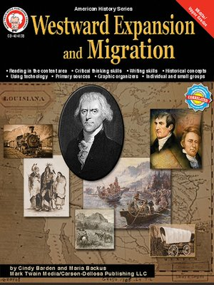 cover image of Westward Expansion and Migration