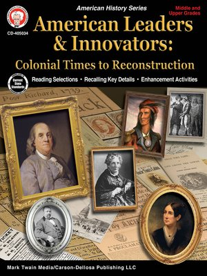 cover image of American Leaders & Innovators