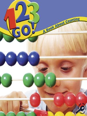 cover image of 1, 2, 3, Go!
